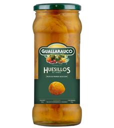 Huesillos al Jugo Guallarauco