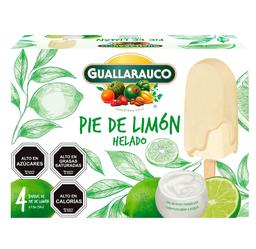 Barras Pie de Limón c/yogurt