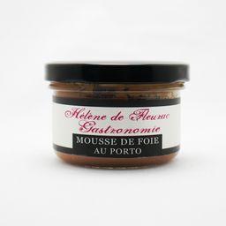 Mousse De Foie Au Oporto 90 Grs