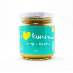 Hummus Lenteja Almendra 230 Grs