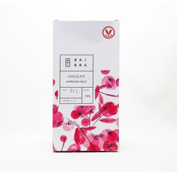 Chocolate Arandano Rojo 100 Grs