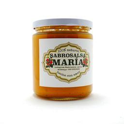 Salsa De Tomate Organico Con Pimenton 500 Grs