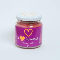 Hummus Betarraga Comino 230Grs