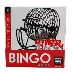 Bingo Metalico