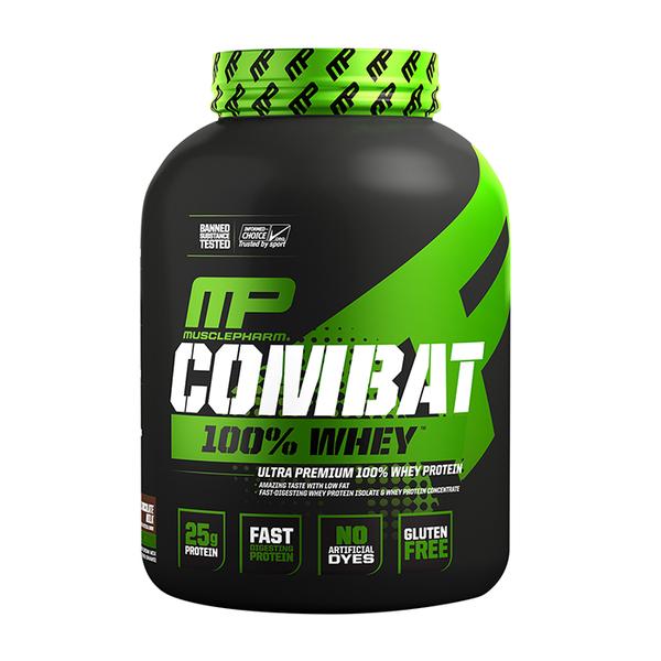 Proteína Musclepharm Combat Whey Chocolate 5 Lb