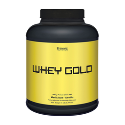Proteína Ultimate Nutrition Whey Gold Vainilla 5 Lb