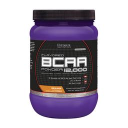 Aminoácido Ultimate Nutrition BCAA Polvo Naranja 228 g