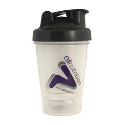 Shaker All Nutrition Capacidad 400 Cc