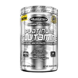 Suplemento Dietario Muscletech Platinum 100% Glutamine 300 g