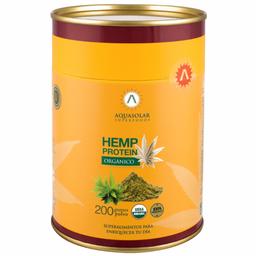 Proteína Aquasolar Vegana Hemp Protein 200 g