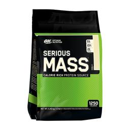 Suplemento Dietario Optimu Nutrition Serious Mass Vainilla 12 Lb