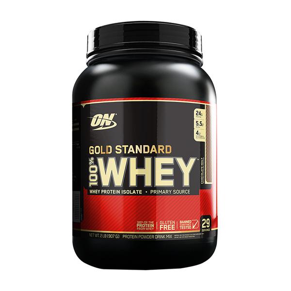 Proteína Optimu Nutrition 100% Whey Gold Standard Chocolate 2 Lb