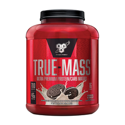 Ganador de Peso True Mass Cookies 5.8 Lb