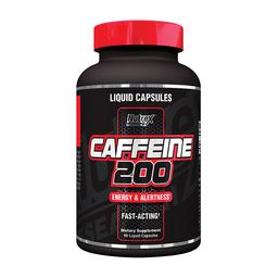 Cafeína Nutrex 200 60 Cápsulas