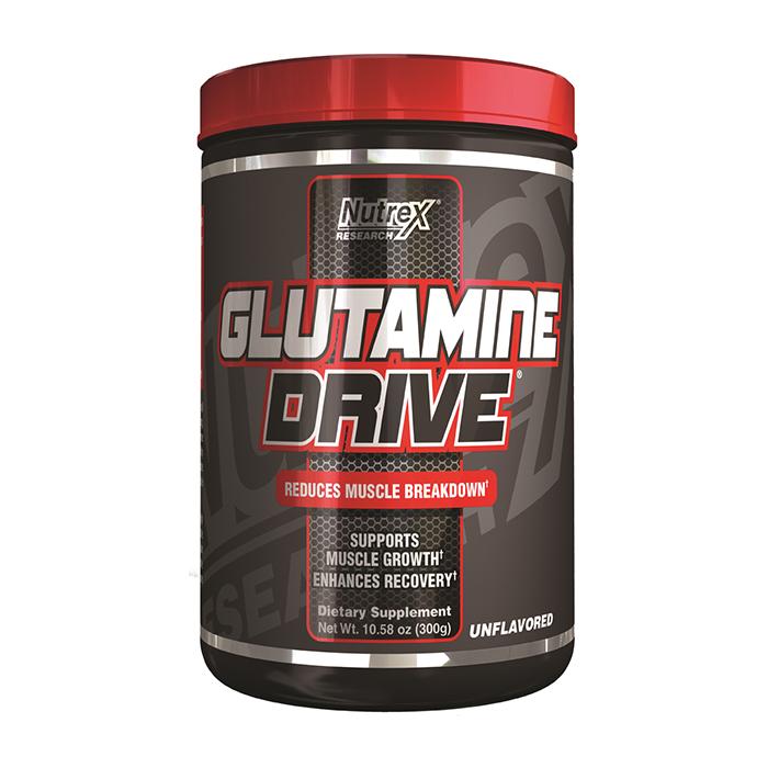 Glutamina Nutrex Drive Black 300 g