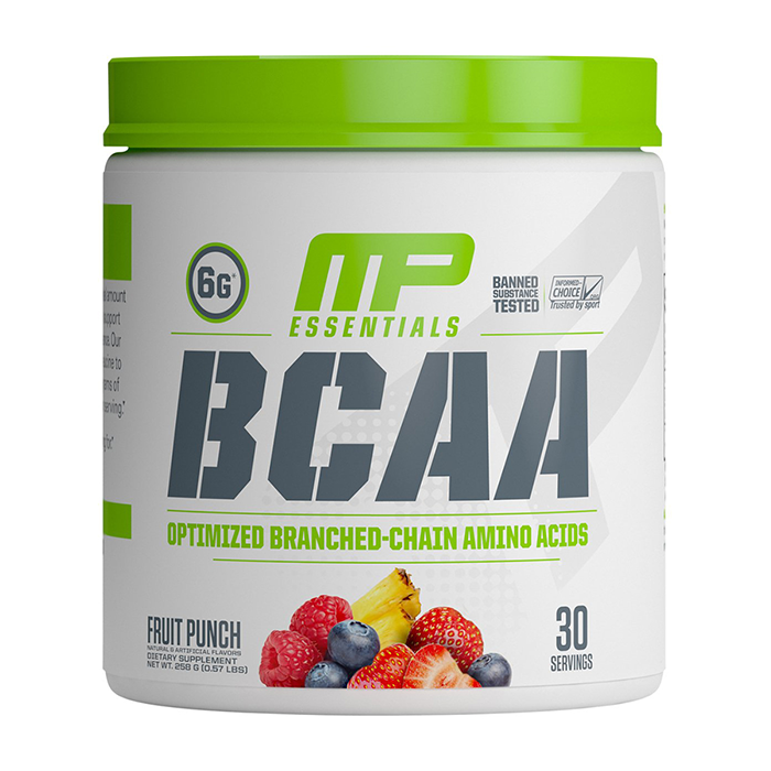 Aminoácidos BCAA Essentials Fruit Punch 129 g