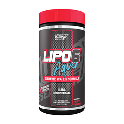 Proteína Lipo 6 Aqua Fruit Punch 120 g