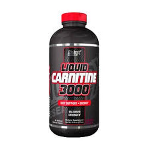 Carnitina Nutrex líquida Berry Blast 480 mL