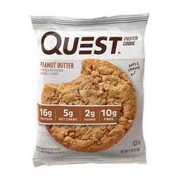 Snack Proteico Quest Cookies