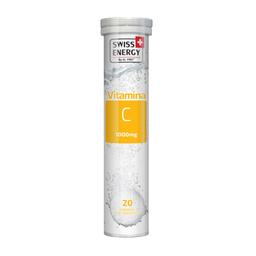 Vitamina C Swiss Energy (1000 mg) 20 Tabletas