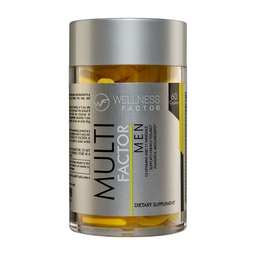 Multivitamínico Multi Factor Men 60 Cápsulas