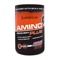 Aminoácidos Amino Recovery Plus Fruit Punch 360 g