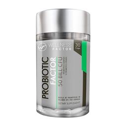 Probióticos Probiotic Factor Complex 50 Bill UFC 30 Cápsulas