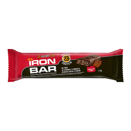 Barra Protéica Iron Bar 2.0 Chocolate 72 g