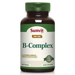Suplemento Dietario Sunvit Life B-Complex 100 Tabletas