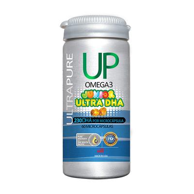 Omega 3 Up Junior Ultra DHA 60 Cápsulas