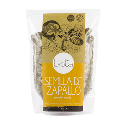 Semillas de Zapallo Brota Super Alimento 400 g
