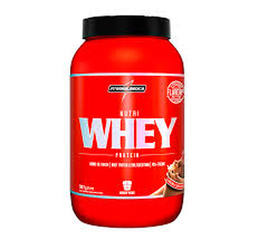 Proteína Nutri Whey Protein Chocolate 907 g