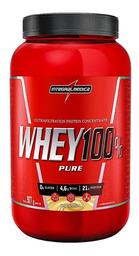 Proteína Whey 100% Pure Vainilla 907 g