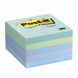 Post-It 654 Neon 5 Colores 3M