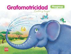 Grafomotricad Playgroup Sm Preescolar