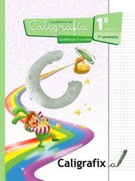 Caligrafia Cuadricula 1 Primero Caligrafix