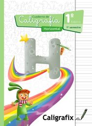 Caligrafia Horizontal 1 Primero Basico Caligrafix