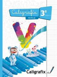 Caligrafia Vertical 3 Basico Caligrafix