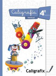Caligrafia Vertical 4 Basico Caligrafix
