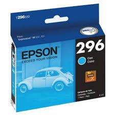 Tintas-Cartridge Epson T296220-Al Cyan