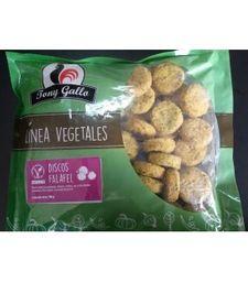 Discos de Falafel (vegano) 700gr