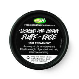 Jasmine and Henna Fluff-Ease   Tratamiento Capilar