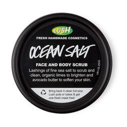 Ocean Salt | Exfoliante Facial Y Corporal
