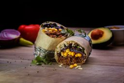 Combo 2 Burrito King
