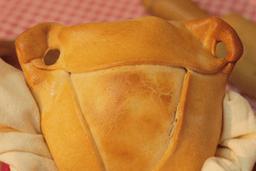 Empanada Ave Choclo Queso