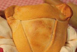 Empanada Champiñon Queso