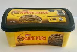 Cassata Sahne Nuss