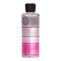 Disolvente de Esmalte Beauty Secrets de Uñas 118 mL