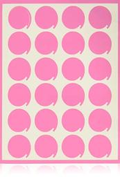 Sticker Mini Mani Moo Diseño Para Manicura Swirl