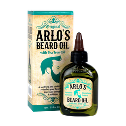 Aceite Arlos Para Barba Tea Tree 75 mL